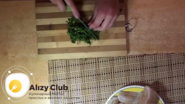 Филе минтая с овощами в духовке