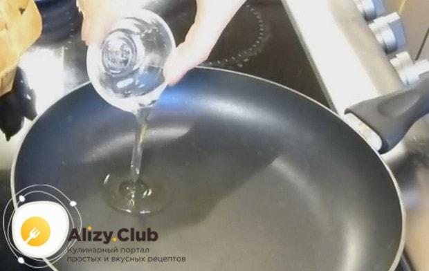 Яичница глазунья с томатной заправкой - рецепт пошаговый с фото