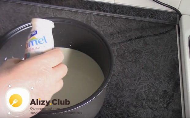 Узнайте, как приготовить греческий йогурт в домашних условиях.