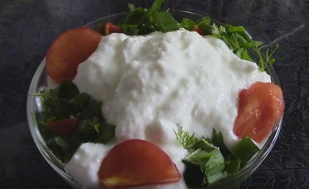 Рецепт греческого йогурта