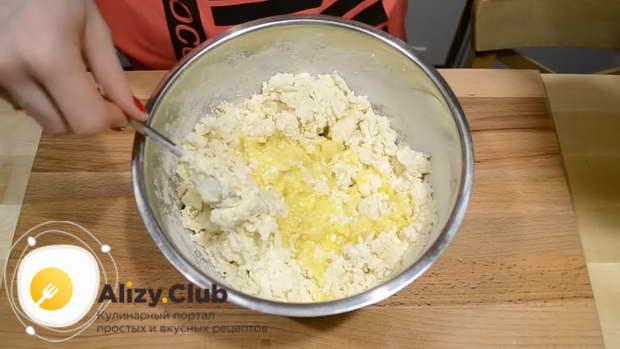 заварное тесто для пельменей без яиц