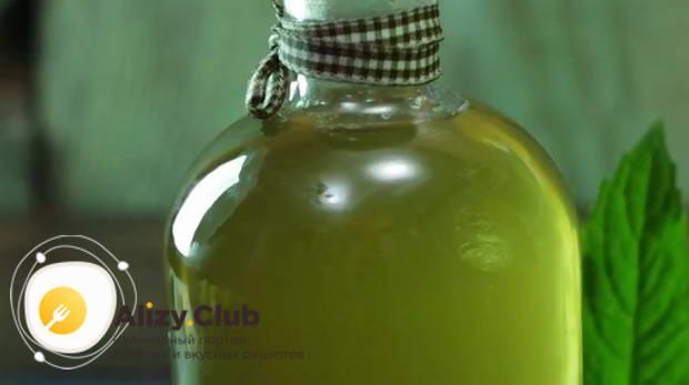 Выливаем сок в имбирный сироп