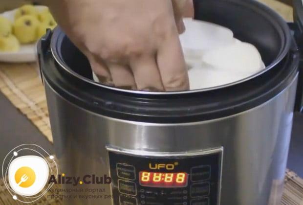 По этому рецепту вы сможете приготовить йогурт в домашних условиях даже без йогуртницы.