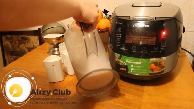 Смотрите как приготовить йогурт в мультиварке