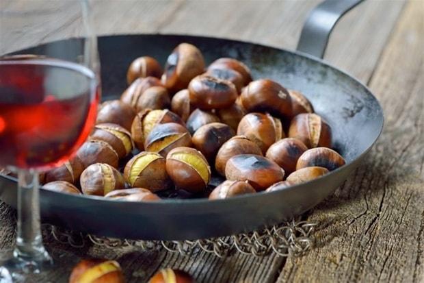 Как готовить каштаны в домашних условиях по пошаговому рецепту с фото