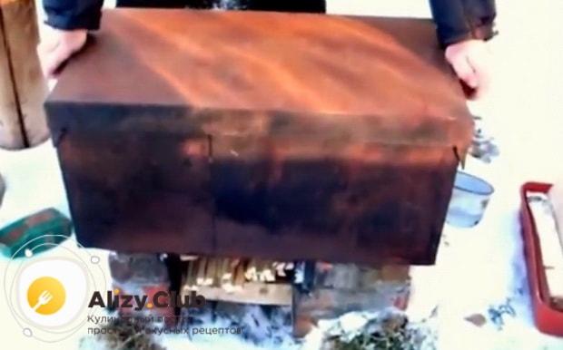 Можно ли коптить сало горячего копчения в домашних условиях