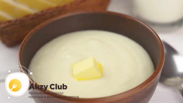 вкусная манная каша на молоке рецепт
