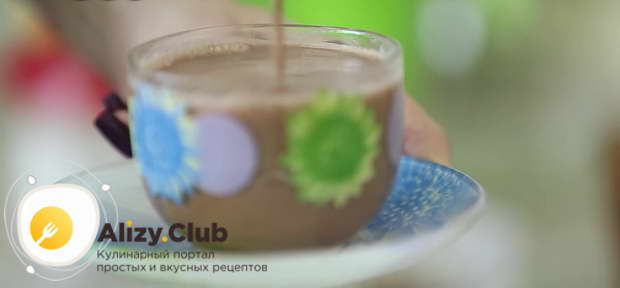 как правильно варить какао на молоке рецепт