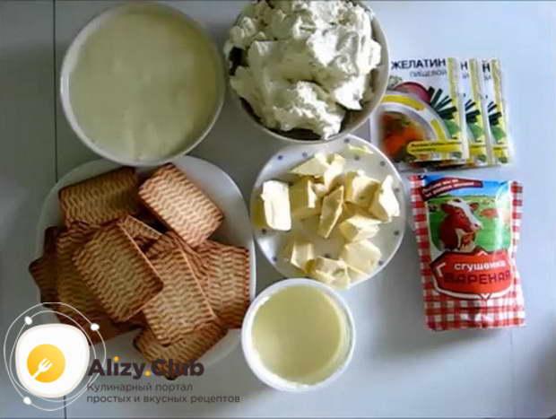 Как приготовить карамельный чизкейк без выпечки как выбрать продукты