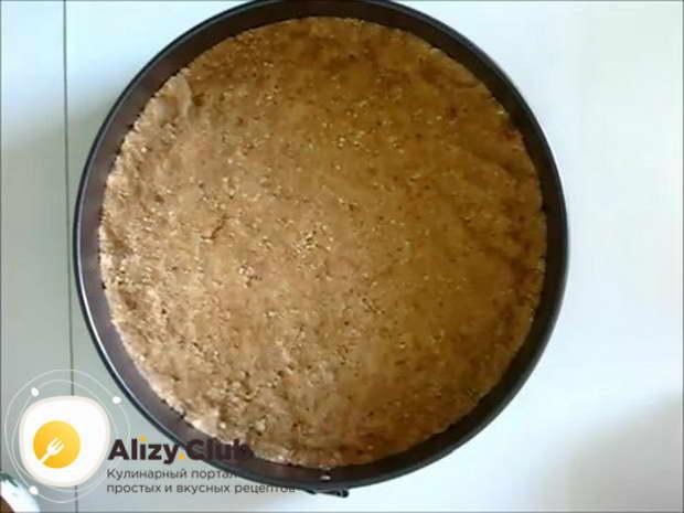 чизкейк с рикоттой рецепт без выпечки