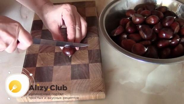 Все о том как готовить каштаны съедобные, польза и вред каштанов.
