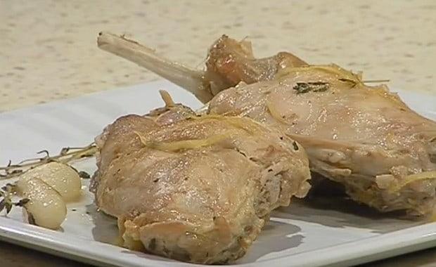 Как приготовить мясо кролика быстро и вкусно