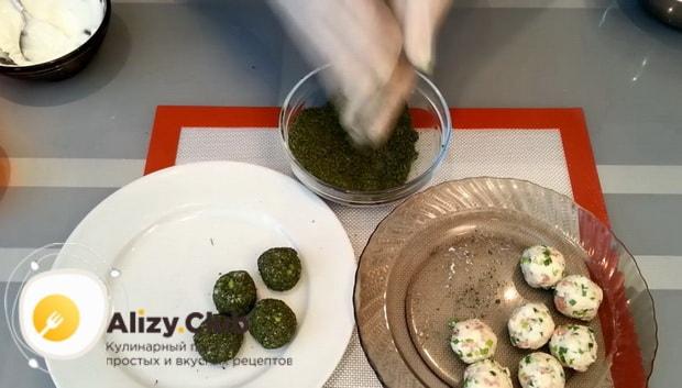 Все о том как приготовить сырные шарики в домашних условиях