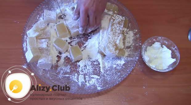 Видеорецепт приготовления классического рахат-лукума
