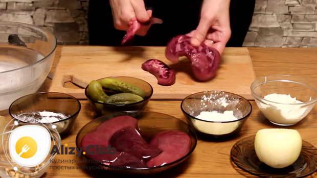 свиные почки рецепты приготовления с фото пошагово