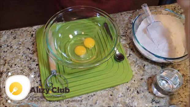 домашняя лапша на яйцах рецепт для супа
