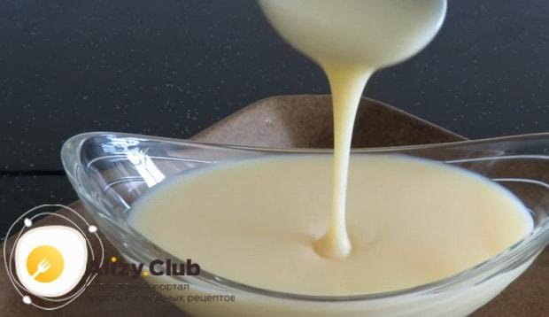 Вкусная домашняя сгущенка из молока и сахара готова