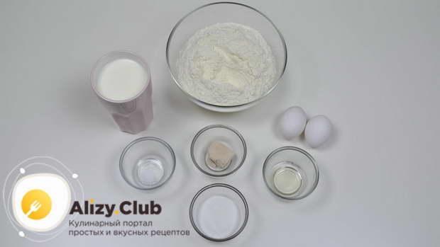 Как выбрать продукты для оладей на дрожжах и молоке