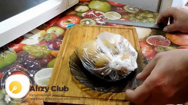 Смотрите как быстро сварить картошку в микроволновке