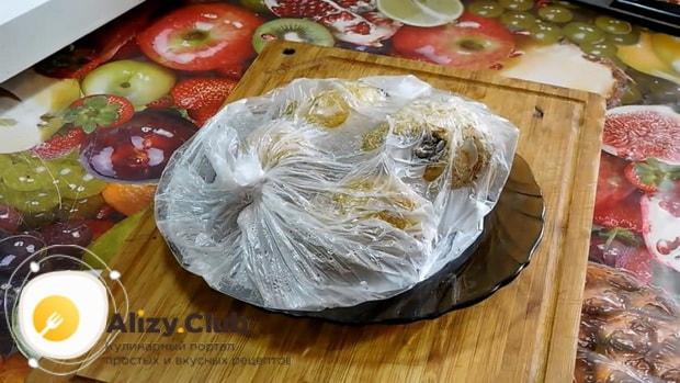 Все о том как сварить картошку в микроволновке в пакете