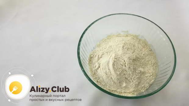 Рецепт лепешек на воде и муке с луком