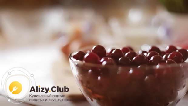 клафути с вишней рецепт с фото