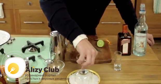 напиток маргарита рецепт
