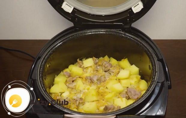 Теперь вы знаете, как вкусно приготовить куриные желудки в мультиварке.