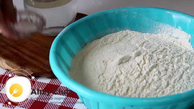 Как сделать лепешки на соде и воде