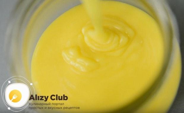 Такой лимонный курд прекрасно подойдет для макарон, а также для других пирожных.