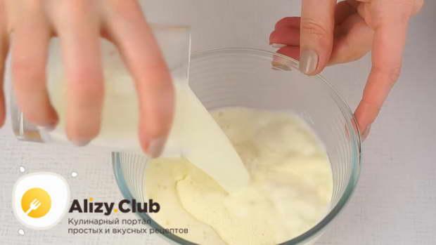 рецепт манной каши на молоке без комочков
