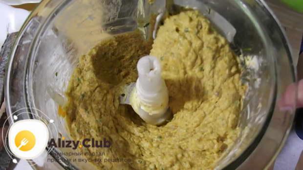 Видео рецепта масла из селедки и яиц