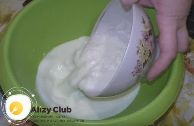 Вкусные плацинды можно приготовить на кефире.