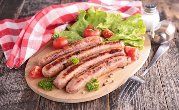 Как приготовить домашние сосиски по пошаговому рецепту с фото