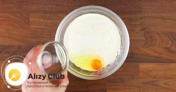 Рецепт пирога «Чизбургер» в домашних условиях