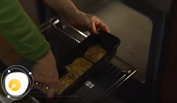 запекаем блины в духовке