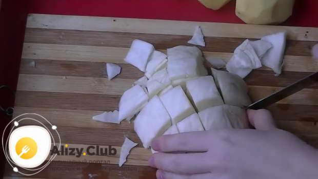 овощи гриль в духовке рецепт с фото