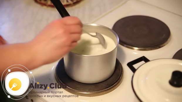 как готовить геркулесовую кашу на молоке