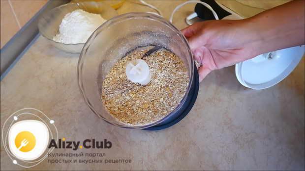 диетические овсяные печенья рецепт на кефире
