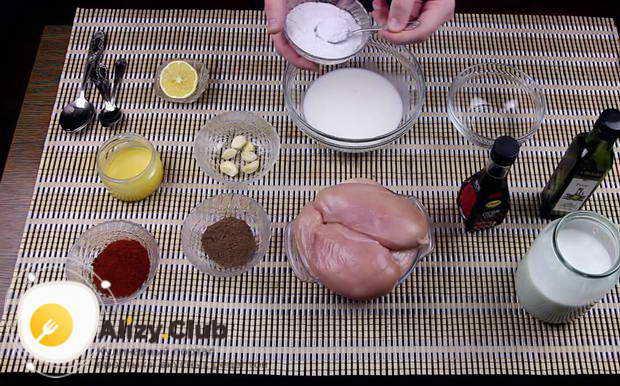 Рецепт пастромы из куриной грудки в домашних условиях