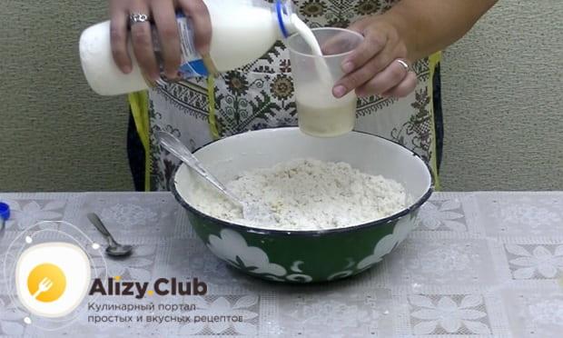 Как замесить песочное тесто для пирога с яблоками по пошаговому рецепту