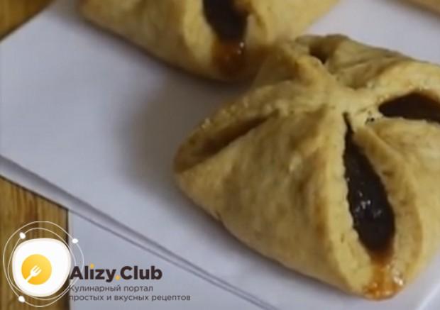 Печенье получается не только вкусным, но и довольно симпатичным.