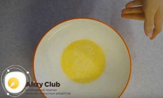 А вот рецепт пирога с брусникой из песочного теста.