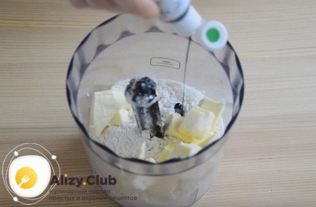 Приготовим пирожное шу с кракелюром, поэтому сначала сделаем именно его.