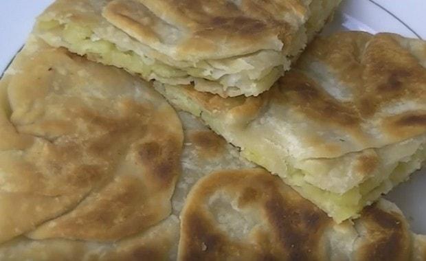 Пошаговый рецепт приготовления молдавских плацинд с фото