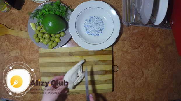 Рецепт приготовления пикантного салата с авокадо