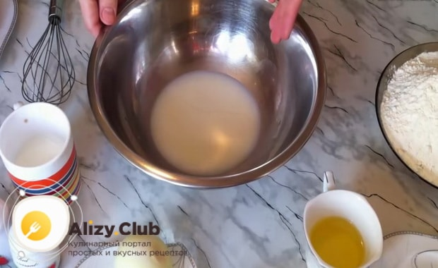 Как готовится пирог хризантема с мясом по пошаговому рецепту с фото