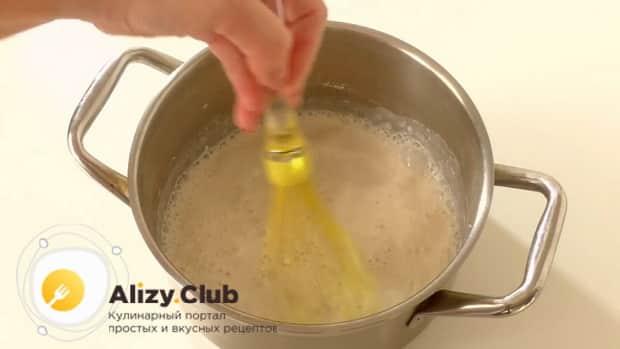 Готовим пышные оладьи на сухих дрожжах по пошаговому рецепту