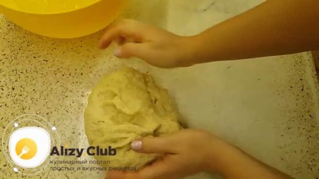 Для приготовления бездрожжевого теста для пирожков в духовке, по рецепту подготовьте все ингредиенты
