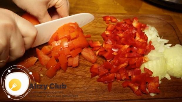 Как готовится гречка тушеная с овощами